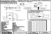 Futek LSB300应变式力传感器(S 型) 产品说明书