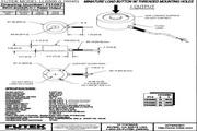 Futek LLB550应变式力传感器(按钮型) 产品说明书