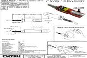 Futek LMD300应变式力传感器(医疗用) 产品说明书