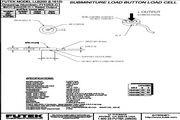 Futek LLB250应变式力传感器(按钮型) 产品说明书