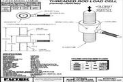 Futek LCM500应变式力传感器(轴向拉压型) 产品说明书