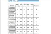 中颐ZYB(S)5-090G-4变频器使用说明书