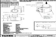 Futek LLW605应变式力传感器 产品说明书