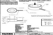 Futek LLW480应变式力传感器 产品说明书