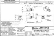 Dytran 3023A3三轴型加速度传感器 产品说明书