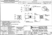 Dytran 3023A4三轴型加速度传感器 产品说明书
