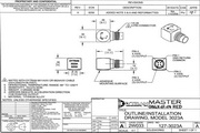 Dytran 3023A5三轴型加速度传感器 产品说明书