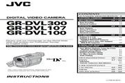 JVC GR-DVL100摄像机 说明书