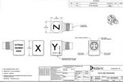 Dytran 3023M23三轴型加速度传感器 产品说明书