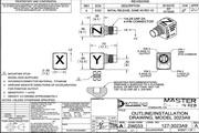 Dytran 3023A9三轴型加速度传感器 产品说明书