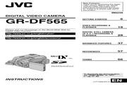 JVC GR-DF565数码相机 说明书