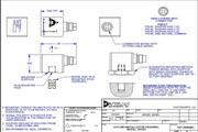 Dytran 3093B1三轴型加速度传感器 产品说明书