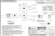 Dytran 3133A1三轴型加速度传感器 产品说明书