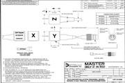 Dytran 3133A2三轴型加速度传感器 产品说明书