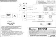 Dytran 3133A3三轴型加速度传感器 产品说明书