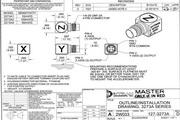 Dytran 3273A1三轴型加速度传感器 产品说明书