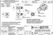Dytran 3273A2三轴型加速度传感器 产品说明书