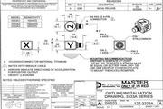 Dytran 3333A1三轴型加速度传感器 产品说明书