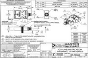 Dytran 7600B3 电容型三轴加速度传感器 产品说明书