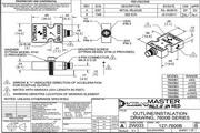 Dytran 7600b4 电容型三轴加速度传感器 产品说明书