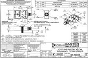 Dytran 7600b5电容型三轴加速度传感器 产品说明书