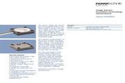 novotechnik RFA4000角度传感器 产品说明书