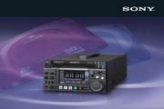 SONY PDW-F160高清专业光盘编辑录像机 使用手册