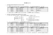 海浦蒙特 HD30-2T022G矢量控制变频器 用户手册