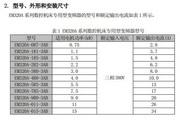 正弦电气EM320A-015-3AB变频器用户手册