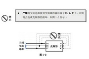 CM2000E-G2000-4T型变频器说明书