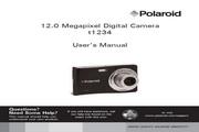 宝丽来Polaroid t1234数码相机 使用说明书
