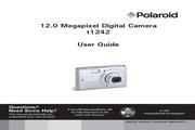 宝丽来Polaroid t1242数码相机 使用说明书