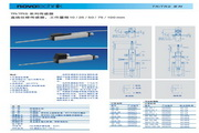 novotechnik TRS50型传感器 说明书