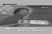 联想 数码相机V21C 使用说明书