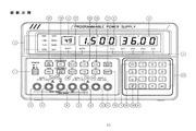 PPS-1860G可编程线性直流电源使用说明书