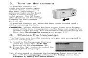 惠普Photosmart E327数码相机 使用说明书