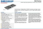 C&D西恩迪ULE-3.3模块电源说明书