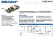 C&D西恩迪LSM2-6-D12-C模块电源说明书