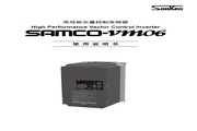 三垦 Vm06-0750-N4变频器 使用说明书