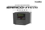三垦 SVC06-0110变频器 使用说明书