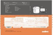 声宝 KP-PB42W型电热水器 说明书