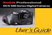 柯达DCS 520数码相机 使用说明书