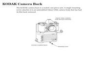 柯达DCS 420数码相机 使用说明书