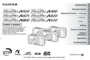 富士FinePix A825数码相机 使用说明书