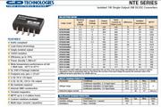 C&D西恩迪NTE0512MC模块电源说明书