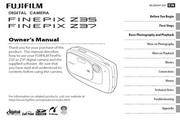 富士FinePix Z37数码相机 使用说明书