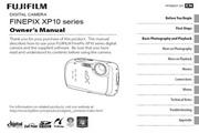 富士FinePix XP10 series数码相机 使用说明书
