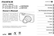 富士FinePix J210数码相机 使用说明书