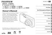 富士FinePix J29数码相机 使用说明书