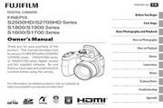富士FinePix S2500HD series数码相机 使用说明书